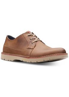 Clarks Men's Vargo Plain Leather Oxfords, Created for Macy's Men's Shoes