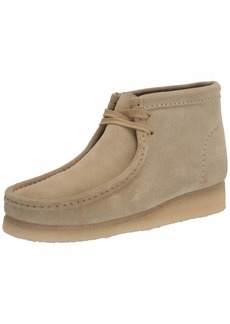 Clarks Men's Wallabee Suede-M Chukka Boot