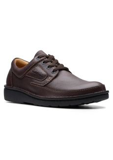 Clarks® Nature II Plain Toe Derby (Men)