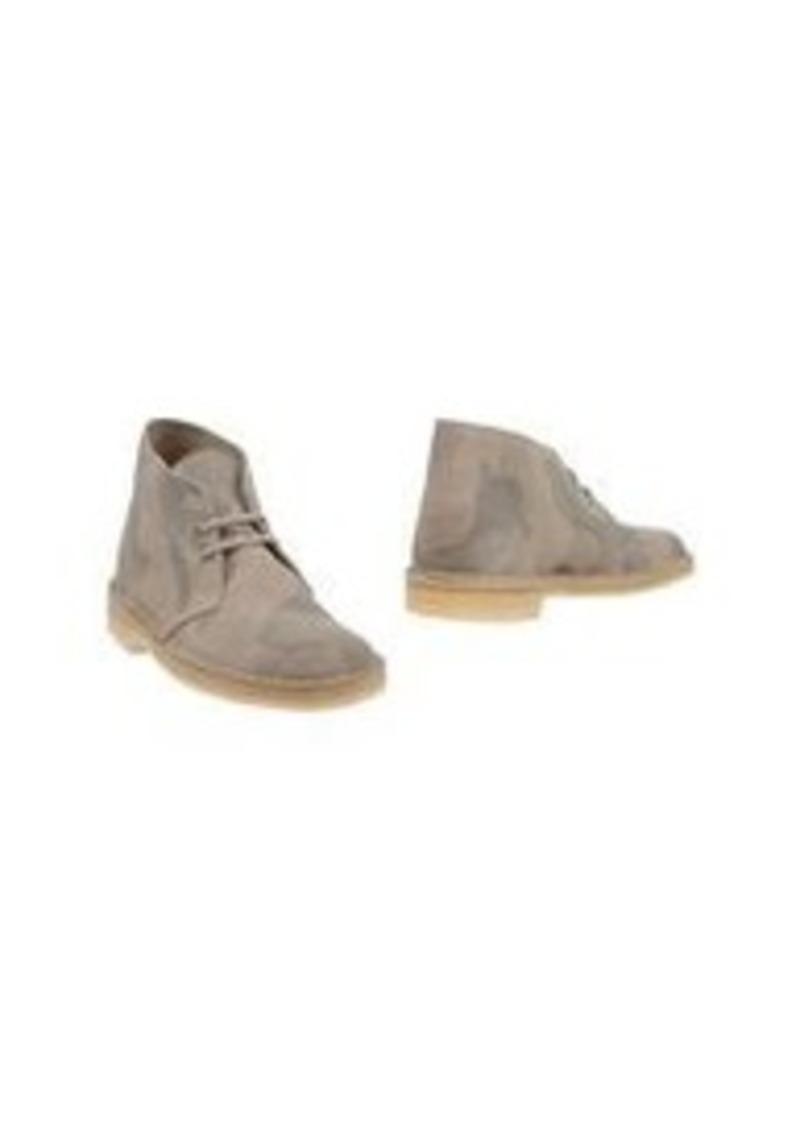 CLARKS ORIGINALS - Ankle boot