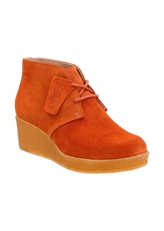 Clarks® Originals 'Athie Terra' Wedge Boot (Women)
