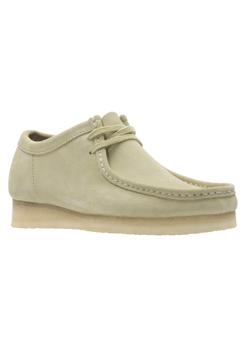 Clarks® Originals 'Wallabee' Moc Toe Derby (Online Only)   (Men)