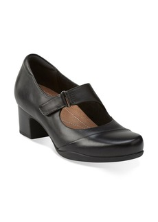 Clarks® 'Rosalyn Wren' Mary Jane Pump (Women)