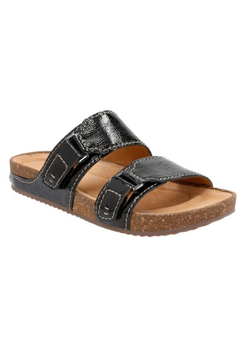 be1c426d016 Clarks Clarks Rosilla Tilton Double Strap Leather Sandals Now  45.00