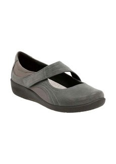 Clarks® Sillian Bella Mary Jane Flat (Women)
