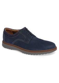 Clarks® Un Geo Lace Plain Toe Derby (Men)
