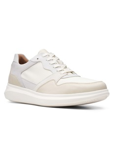 Clarks® Un Globe Run Sneaker (Men)