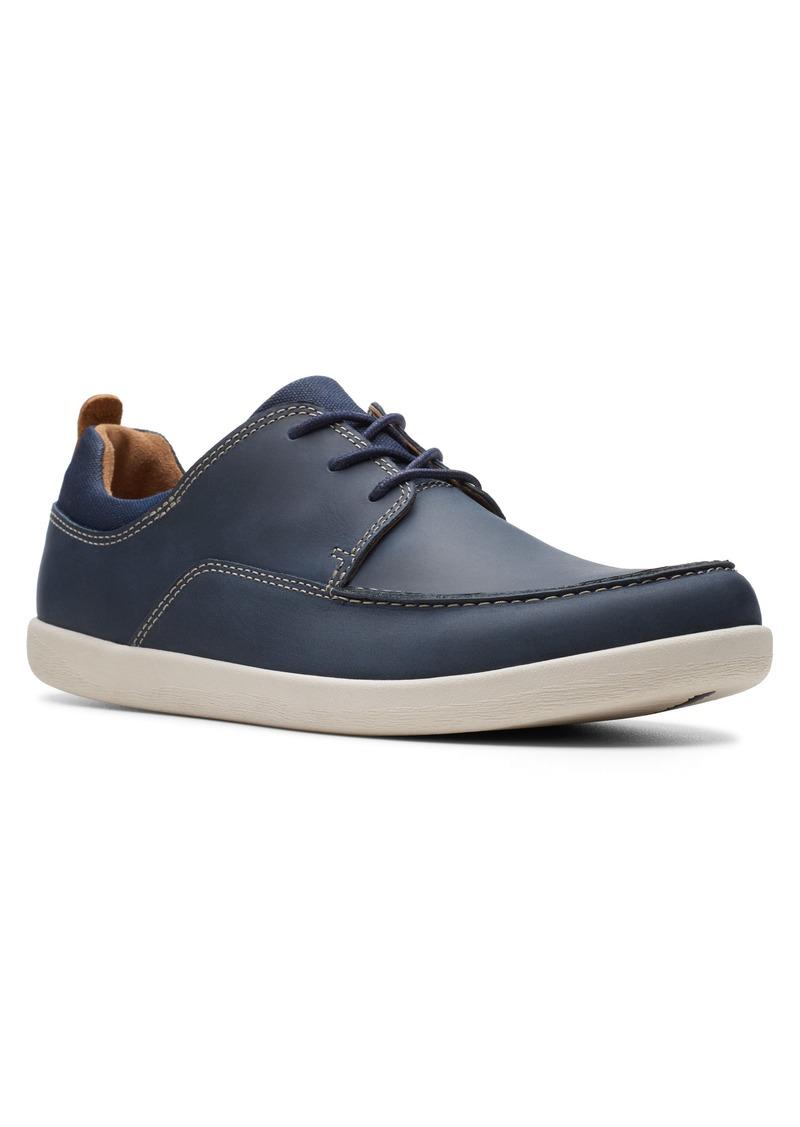 Clarks® Un Lisbon Lace Up Sneaker (Men)