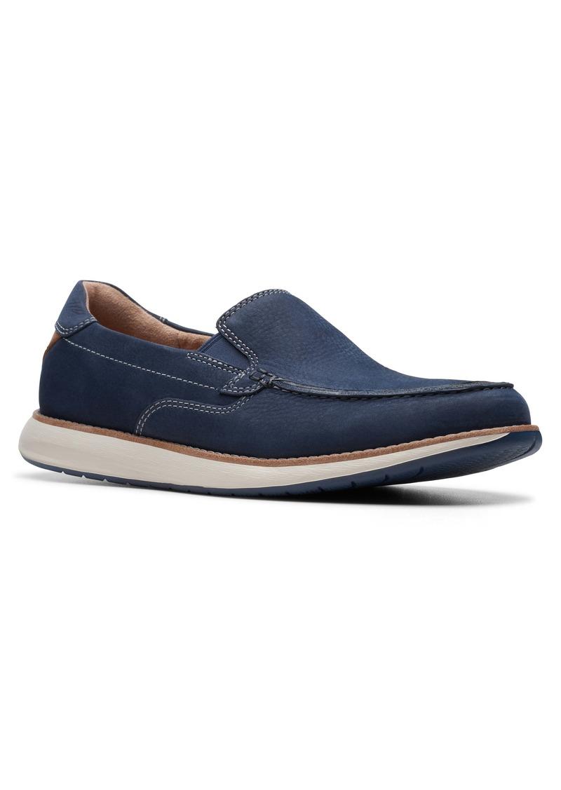 Clarks® Un Pilot Step Slip-On Sneaker (Men)