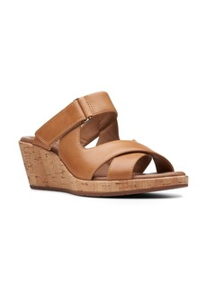 Clarks® Un Plaza Slide Sandal (Women)