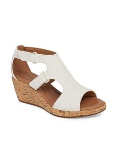 Clarks® Un Plaza Wedge Sandal (Women)