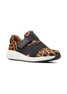 Clarks® Un Rio Strap Wedge Sneaker (Women)