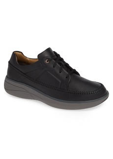 Clarks® Un Rise Lace Moc Toe Derby (Men)
