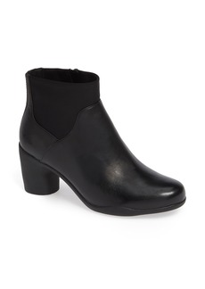 Clarks Un Rose Mid Ankle Boot (Women)