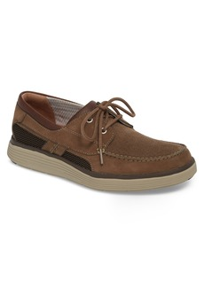 Clarks® Unabobe Step Boat Shoe (Men)