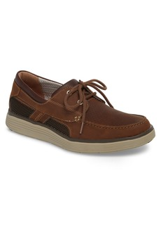 Clarks® Un Abode Step Boat Shoe (Men)