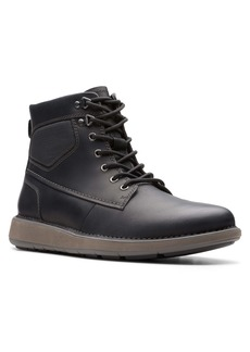 Clarks® Un.Larvik Plain Toe Boot (Men)