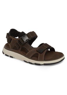 Clarks® Untrek Bar Sandal (Men)