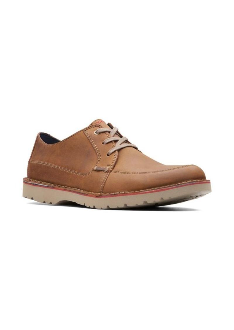 Clarks Vargo Walk Leather Shoes