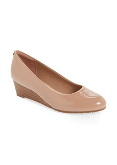 Clarks® Vendra Bloom Wedge Pump (Women)