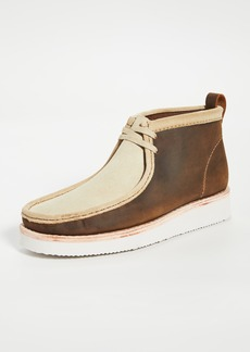 Clarks Wallabee Hike X2 Boots