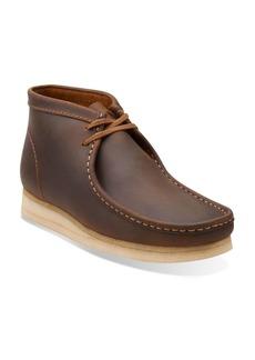 Clarks Wallabee Leather Chukka Boots