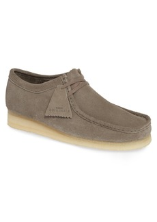 Clarks® 'Wallabee' Moc Toe Derby (Men)