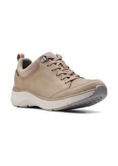 Clarks® Wave 2.0 Waterproof Sneaker (Women)
