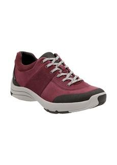 Clarks® Wave Andes Sneaker (Women)