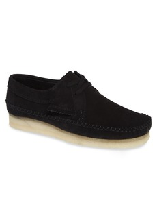 Clarks® 'Weaver' Moc Toe Derby (Men)