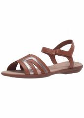 Clarks Women's Ada Mist Sandal  75 W US