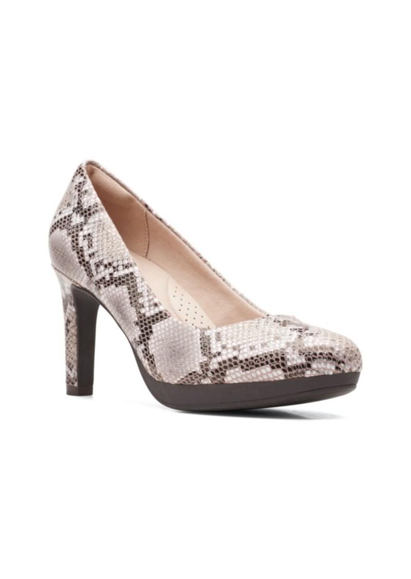 Clarks Women's Ambyr Shine Dress Shoes Women's Shoes