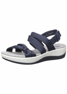 CLARKS Women's Arla Mae Sandal  10 W US