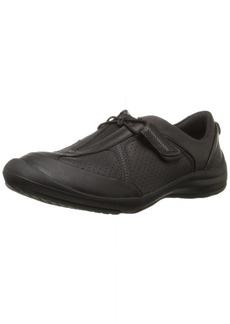 CLARKS Women's Asney Slipon Fashion Sneaker   M US