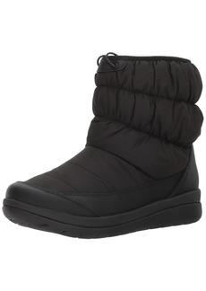 CLARKS Women's Cabrini Bay Snow Boot   M US