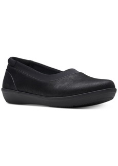 Clarks Women's Cloudsteppers Ayla Pure Flats, Created for Macy's Women's Shoes
