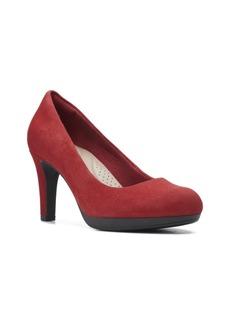 Clarks Women's Collection Adriel Viola Shoes Women's Shoes