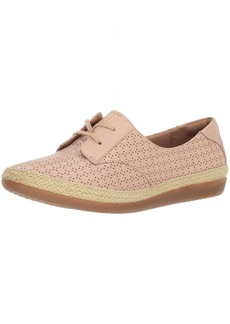 CLARKS Women's Danelly Millie Sneaker  6 Wide US