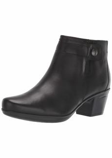 CLARKS Women's Emslie Jada Ankle Boot  0 M US