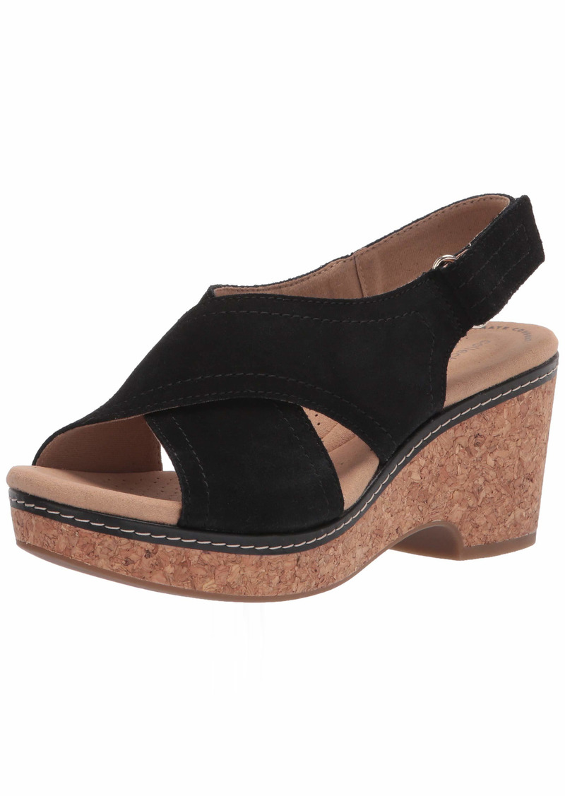 Clarks Women's Giselle Coast Wedge Sandal