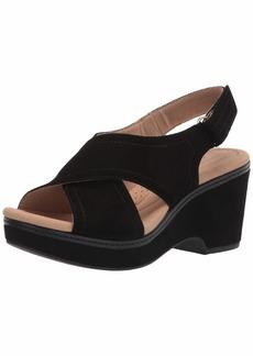 Clarks Women's Giselle Coast Wedge Sandal