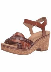 Clarks Women's Wedge Sandal