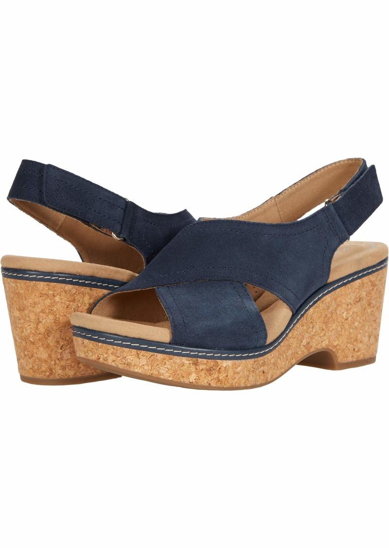 Clarks Women's Giselle Cove Wedge Sandal