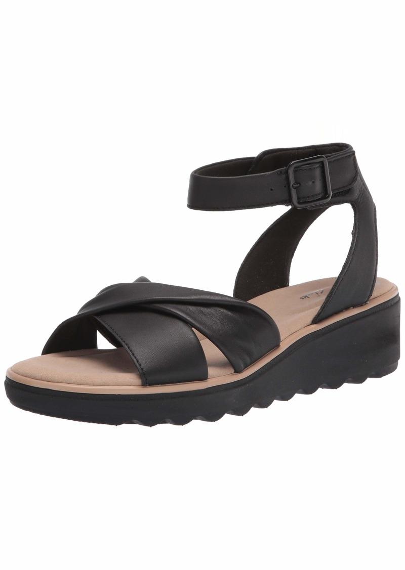 Clarks Women's Jillian Bella Wedge Sandal
