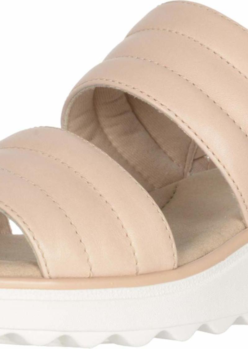 Clarks Women's Jillian Flow Wedge Sandal  00 M US