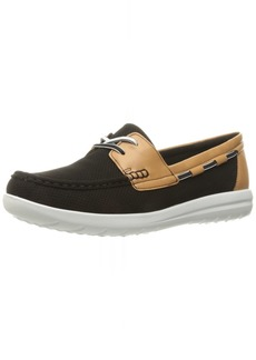 Clarks Women's Jocolin Vista Boat Shoe  7.5 C/D US