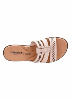 CLARKS Women's Kele Willow Slide Sandal  00 M US