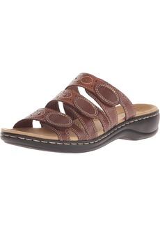 Clarks Women's Leisa Cacti Slide Sandal  7 N US