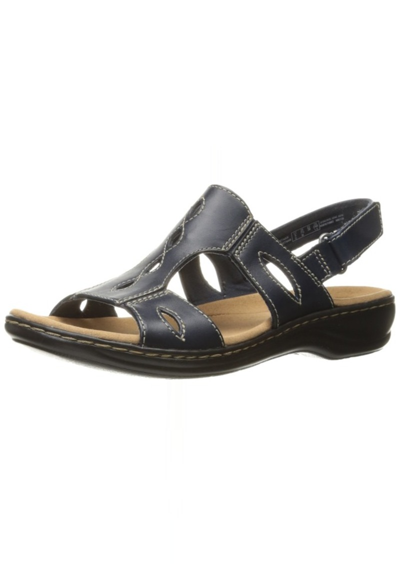 Clarks Women's Leisa Lakelyn Flat Sandal   M US