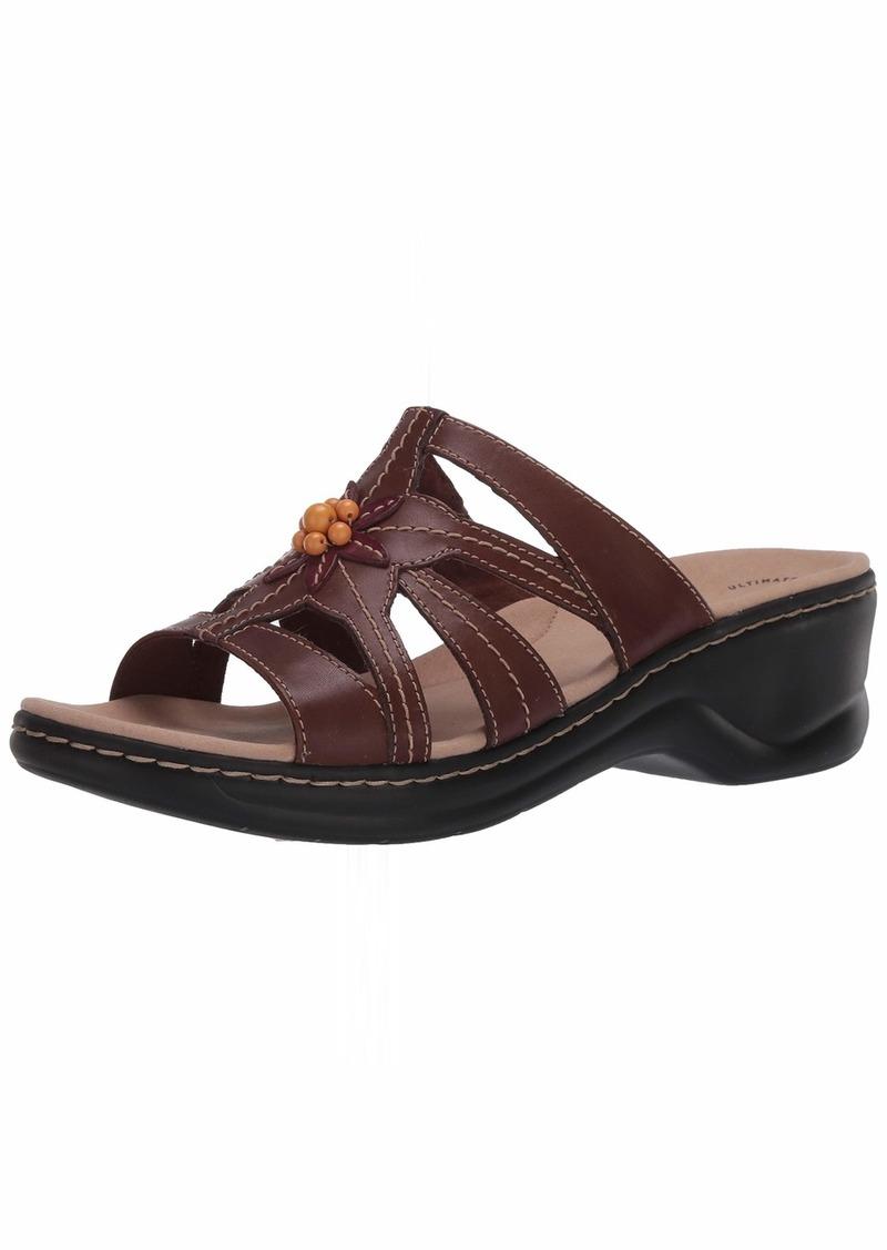 Clarks womens Lexi Myrtle 2 Sandal   US